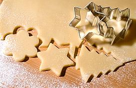 Сколько калорий в песочном печенье