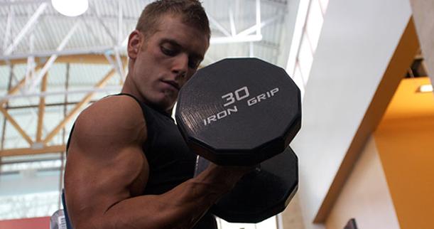 нарастить мышцы рук