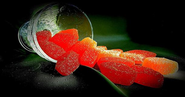 сахарный мармелад