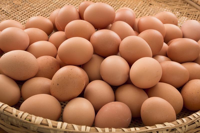 Сколько углеводов в яйце