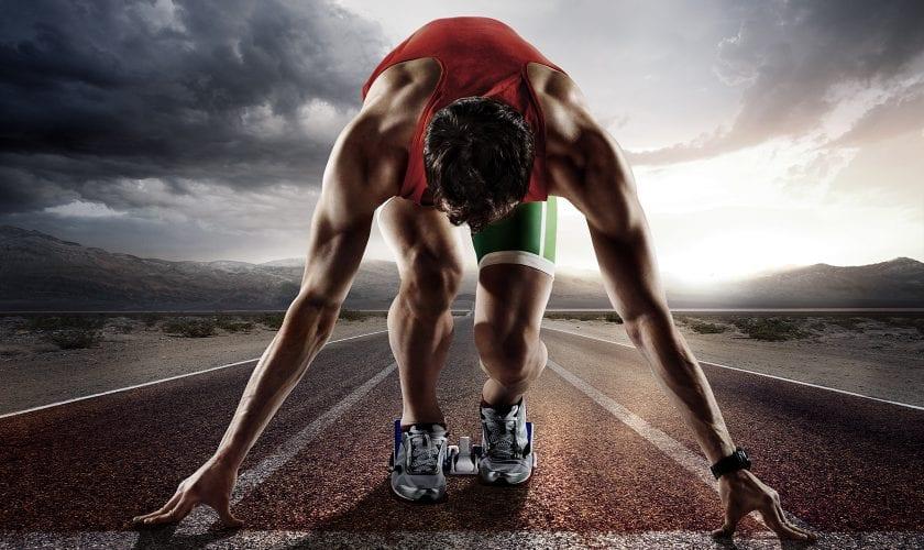 Спринт в бодибилдинге