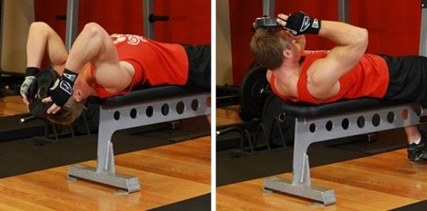 Упражнения для укрепления мышц шеи