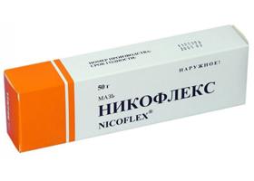 Разогревающие мази для мышц и суставов - Никофлекс