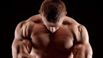 Упражнения на передний пучок дельт