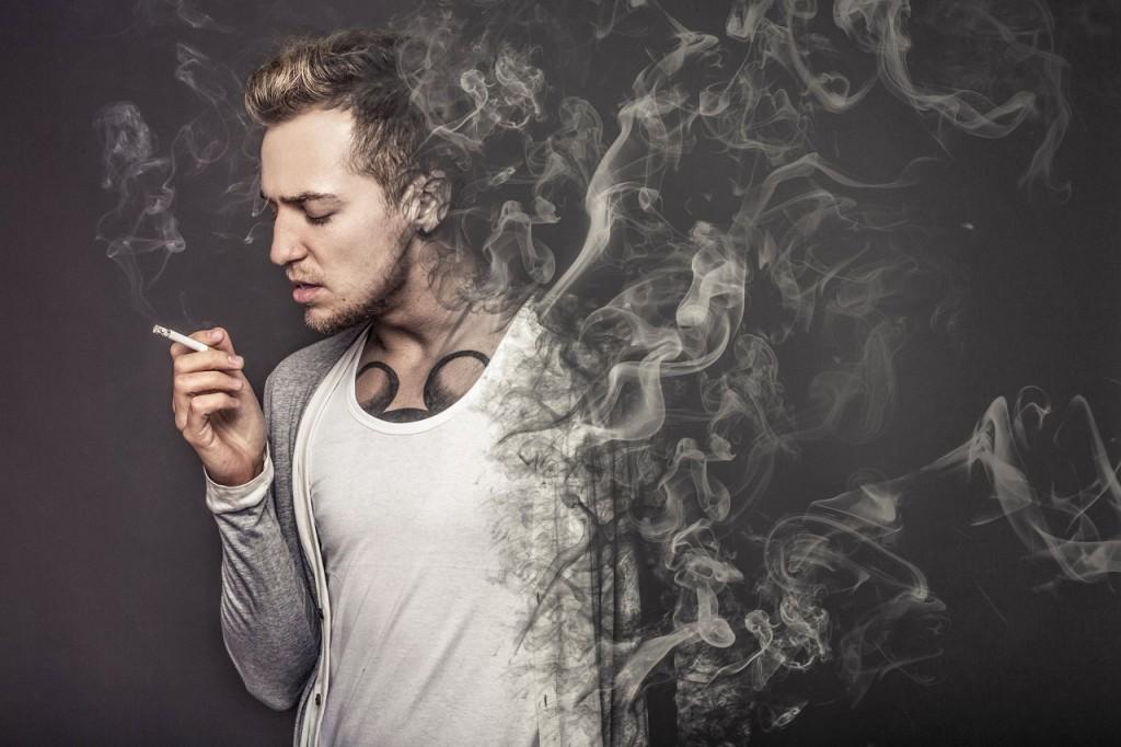 Курение и бодибилдинг