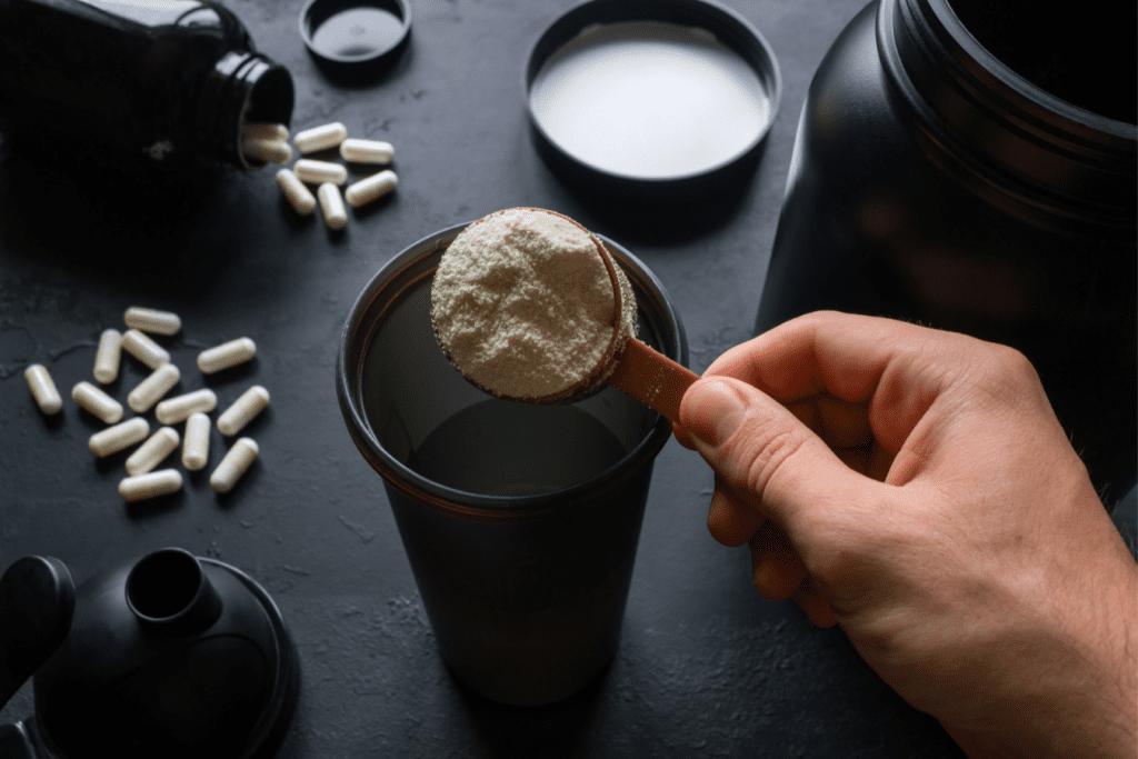 Как употреблять казеиновый протеин?